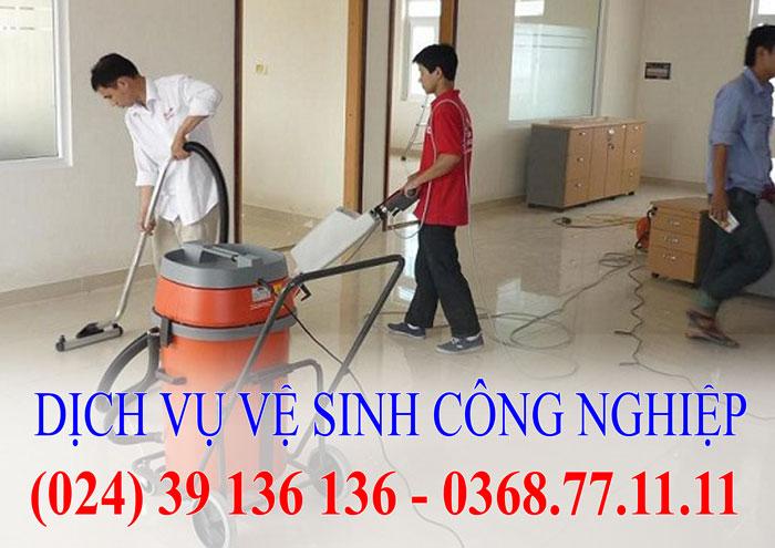 Dịch vụ làm sạch nhà ở